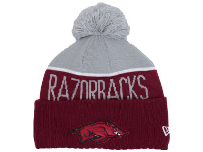 Arkansas Razorbacks New Era NCAA Sport Knit