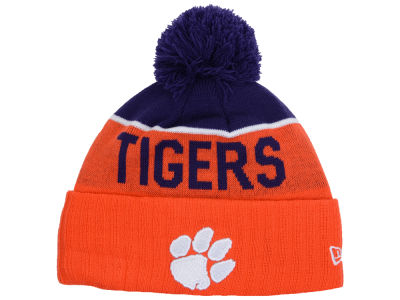 Clemson Tigers New Era NCAA Sport Knit