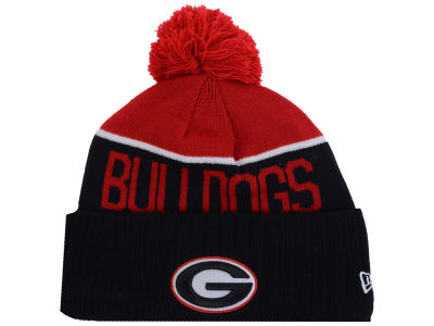 Georgia Bulldogs New Era NCAA Sport Knit