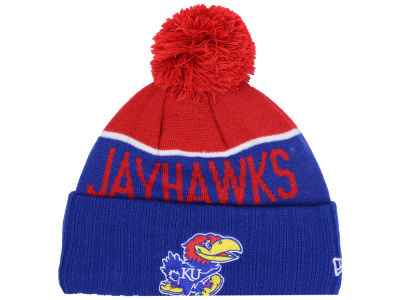 Kansas Jayhawks New Era NCAA Sport Knit