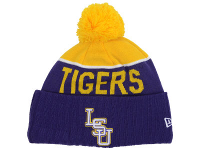 LSU Tigers New Era NCAA Sport Knit