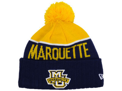 Marquette Golden Eagles New Era NCAA Sport Knit