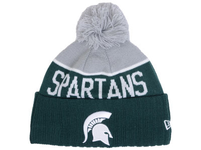 Michigan State Spartans New Era NCAA Sport Knit
