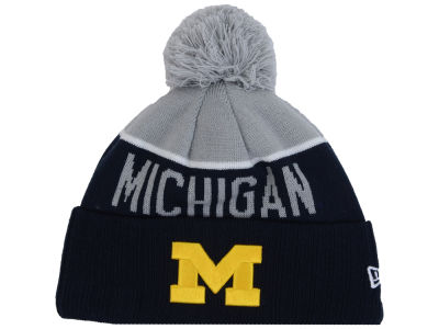 Michigan Wolverines New Era NCAA Sport Knit