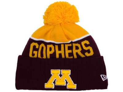 Minnesota Golden Gophers New Era NCAA Sport Knit