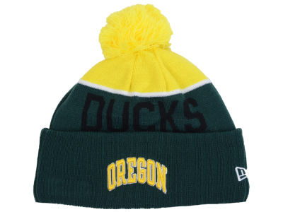 Oregon Ducks New Era NCAA Sport Knit