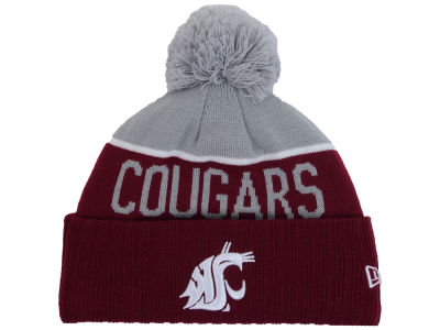 Washington State Cougars New Era NCAA Sport Knit
