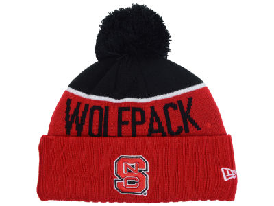 North Carolina State Wolfpack New Era NCAA Sport Knit
