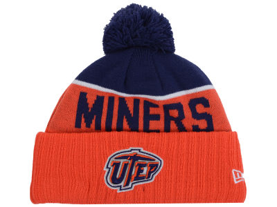 UTEP Miners New Era NCAA Sport Knit