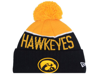 Iowa Hawkeyes New Era NCAA Sport Knit