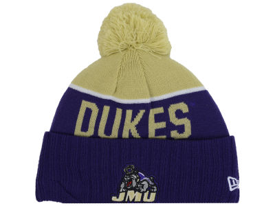 James Madison Dukes New Era NCAA Sport Knit