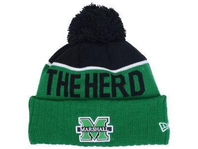 Marshall Thundering Herd New Era NCAA Sport Knit