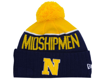 Navy Midshipmen New Era NCAA Sport Knit