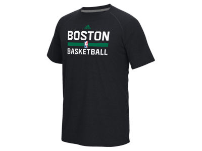 Boston Celtics adidas NBA Men's On Court Graphic Climalite T-Shirt
