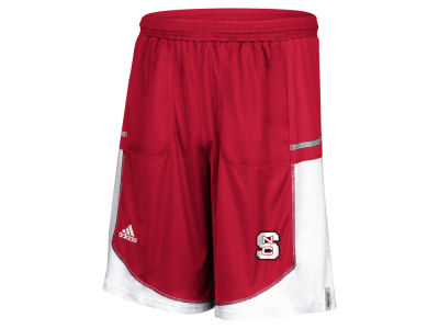 North Carolina State Wolfpack adidas NCAA Men's Player Shorts