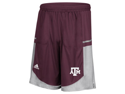 Texas A&M Aggies adidas NCAA Men's Player Shorts
