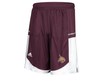 Texas State Bobcats adidas NCAA Men's Player Shorts