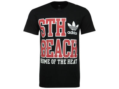 Miami Heat adidas Originals NBA Men's Originals City Stack T-Shirt