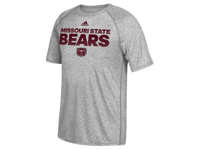Missouri State Bears adidas NCAA Men's Sideline Hustle T-Shirt