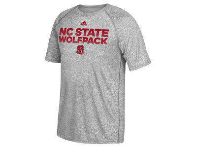 North Carolina State Wolfpack adidas NCAA Men's Sideline Hustle T-Shirt