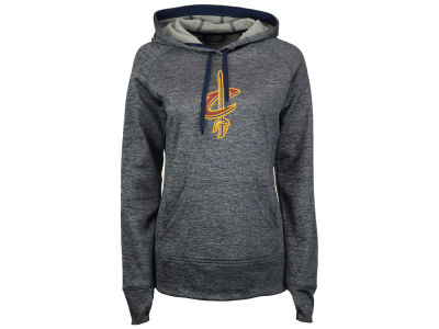 Cleveland Cavaliers adidas NBA Women's Logo Pullover Hooded Sweatshirt
