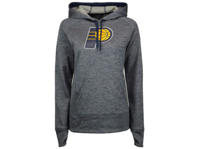 Indiana Pacers adidas NBA Women's Logo Pullover Hooded Sweatshirt