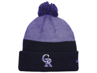 Colorado Rockies Nike MLB LC Reflective Knit