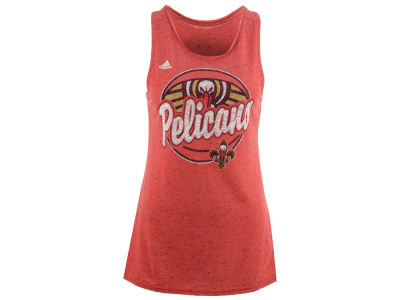 New Orleans Pelicans adidas NBA Women's Logo Ball Tank