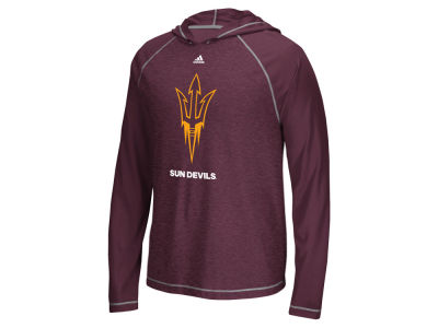 Arizona State Sun Devils adidas NCAA Men's Loyal Fan Climalite Hoodie