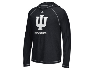 Indiana Hoosiers adidas NCAA Men's Loyal Fan Climalite Hoodie