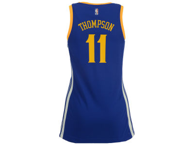 Golden State Warriors Klay Thompson adidas NBA Womens Replica Jersey