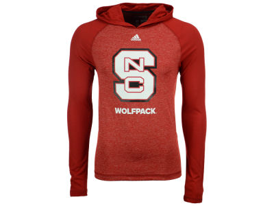North Carolina State Wolfpack adidas NCAA Men's Loyal Fan Climalite Hoodie