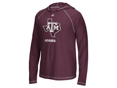 Texas A&M Aggies adidas NCAA Men's Loyal Fan Climalite Hoodie