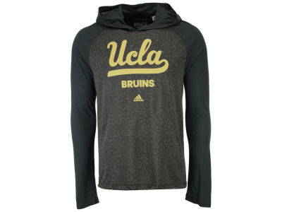 UCLA Bruins adidas NCAA Men's Loyal Fan Climalite Hoodie