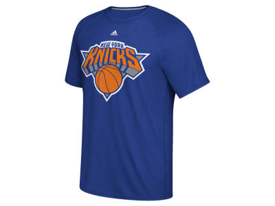 New York Knicks adidas NBA Men's Huge Preferred Climalite T-Shirt