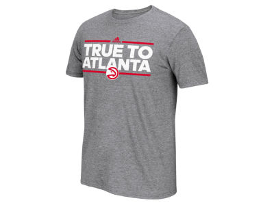 Atlanta Hawks adidas NBA Men's Nue Phrase T-Shirt
