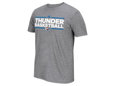 Oklahoma City Thunder adidas NBA Men's Nue Phrase T-Shirt