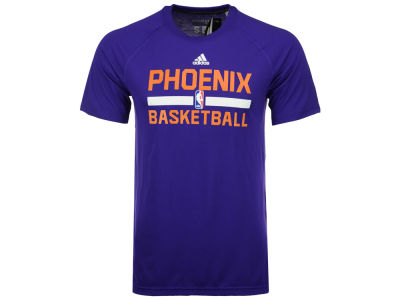 Phoenix Suns adidas NBA Men's On Court Graphic Climalite T-Shirt