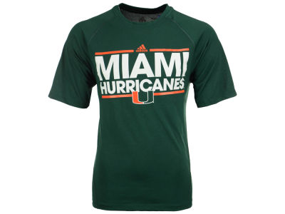Miami Hurricanes adidas NCAA Men's Dassler T-Shirt