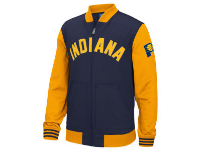 Indiana Pacers adidas Originals NBA Men's Originals Track Jacket