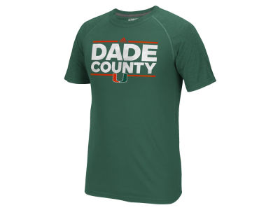 Miami Hurricanes adidas NCAA Men's Dassler City Nickname T-Shirt