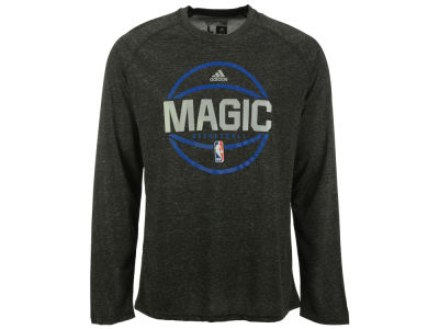 Orlando Magic adidas NBA Climalite Pregame Long Sleeve T-Shirt