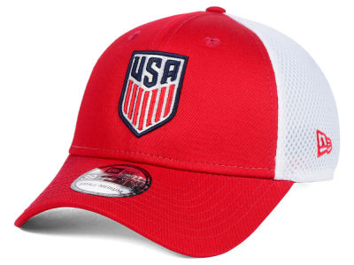 USA New Era 2016 Crest 2 Tone Neo 39THIRTY Cap