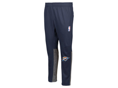 Oklahoma City Thunder adidas NBA Men's On Court Warm Up Pants