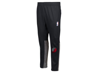 Portland Trail Blazers adidas NBA Men's On Court Warm Up Pants