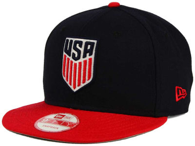 USA New Era 2016 Crest 9FIFTY Snapback Cap