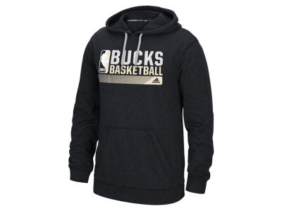 Milwaukee Bucks adidas NBA Men's Icon Status Hoodie