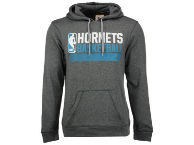 Charlotte Hornets adidas NBA Men's Full Primary Logo Climalite Hoodie