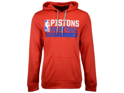 Detroit Pistons adidas NBA Men's Icon Status Hoodie