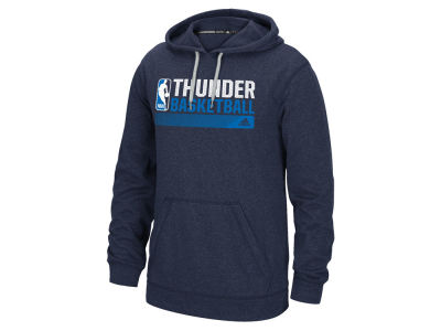 Oklahoma City Thunder adidas NBA Men's Icon Status Hoodie